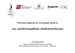8e9b142b779 Etude de la toxicité cardiaque des médicaments anti