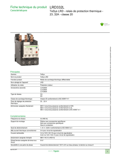 LRD332L - Schneider Electric