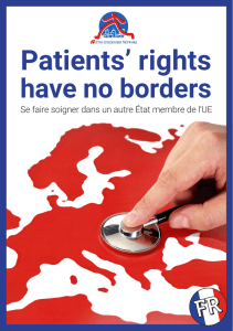 Patients` rights - Active Citizenship Network