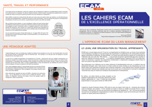 approche ecam du lean management