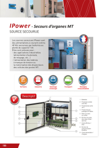 Source secourue Ipower
