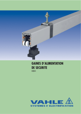 GAINES D`ALIMENTATION DE SECURITE
