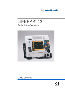 lifepak® 12 - Groupe GFE