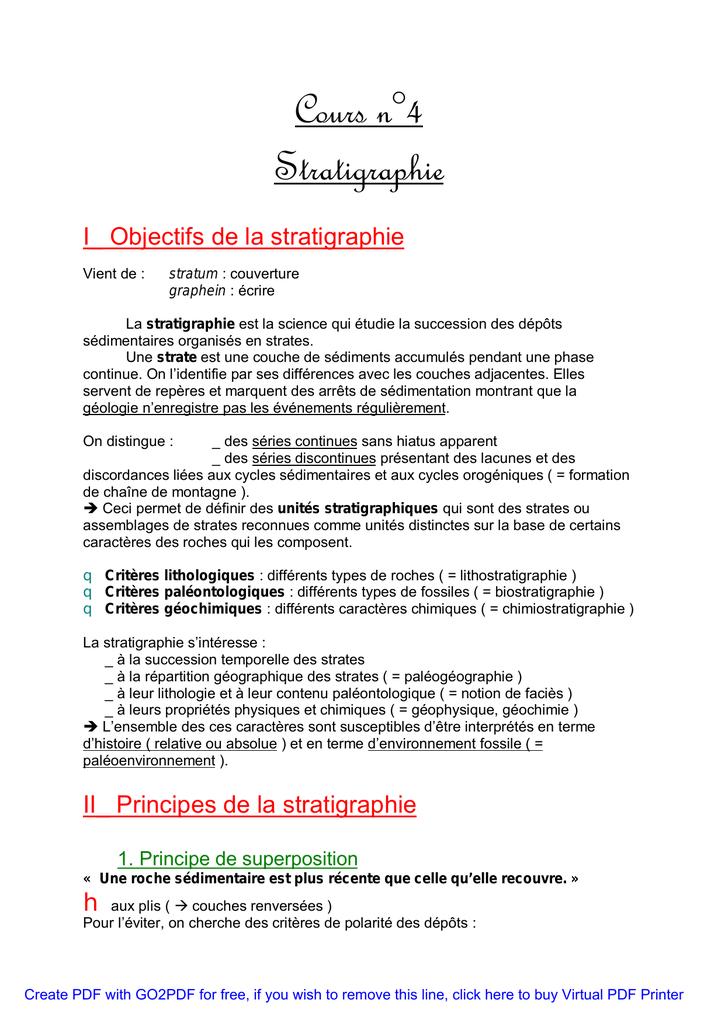 géophysique cours pdf