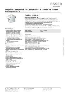 Transparent Bo/îtier de distribution en saillie IP55-158 x 118 x 97 mm
