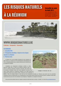 Septembre 2011 - risquesnaturels.re