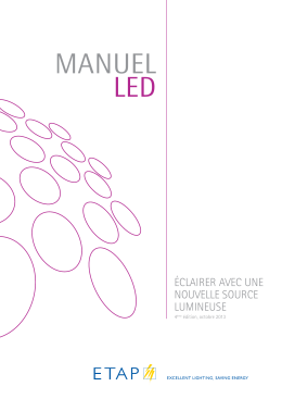 led manuel - ETAP Lighting