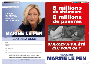 5 millions - Front National