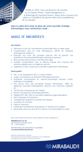 agile it architect