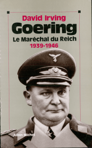Goering - David Irving`s Website