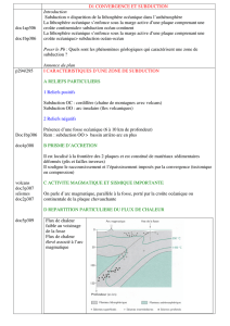 D1 CONVERGENCE ET SUBDUCTION doc1ap306 doc1bp306