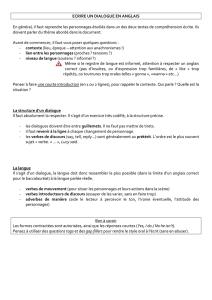 Écrire un titre de profil de datation