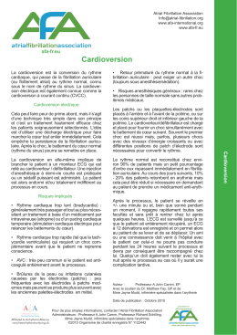 AFA FR Cardiversion.indd