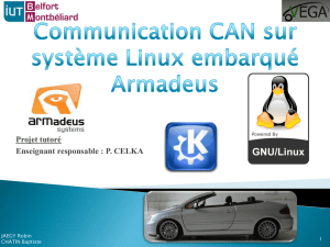 Armadeus Systems embedded Linux systems