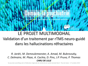 Le projet MULTIMODHAL