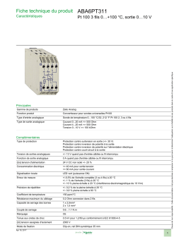 ABA6PT311 - Schneider Electric