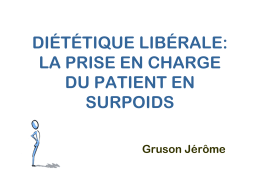 profil des patients