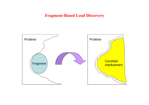 Fragment-Based Lead Discovery