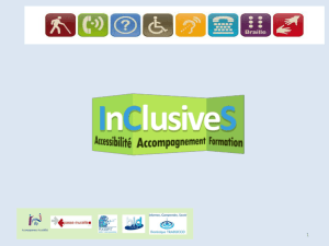 InClusiveS actions malentendance