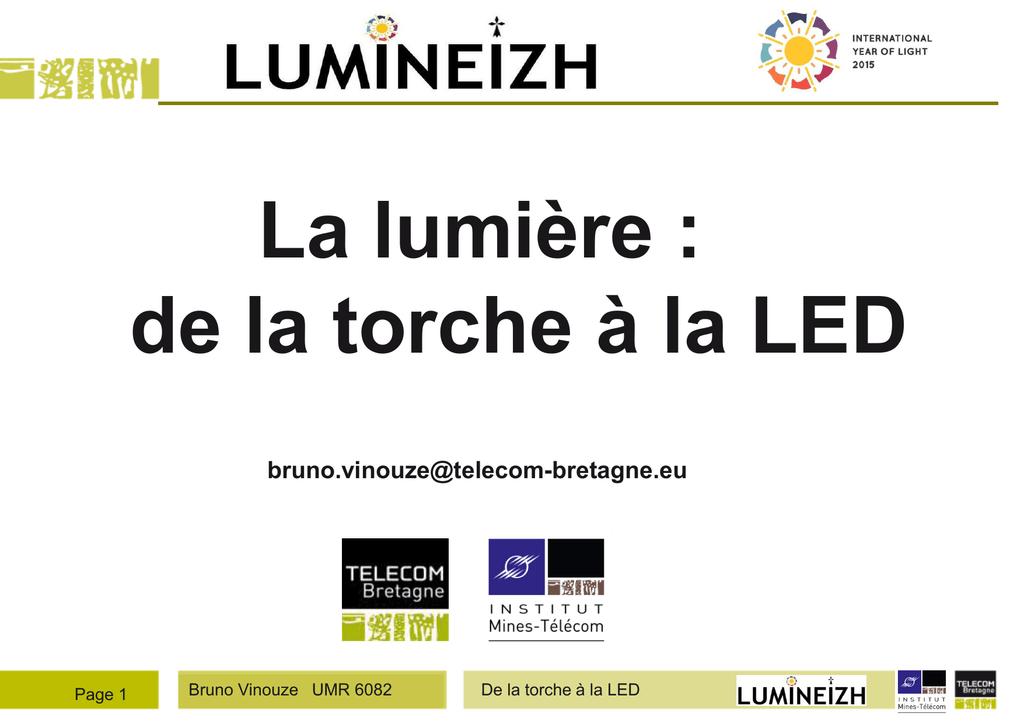 Vinouze Conférence Conférence Lumière Bruno De ONkwP8n0XZ