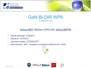 G2 - Institut Carnot Energies du Futur