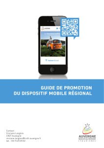 telecharger le guide de promotion