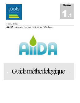 Guide méthodologique - AiiDA Database