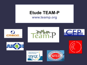 www.teamp.org - Web
