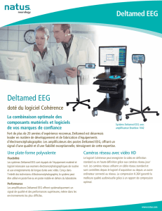 Deltamed EEG