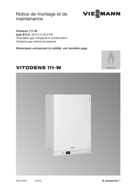 Attention - Viessmann