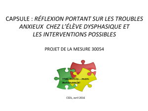 Gestion du stress - Commission scolaire de Laval