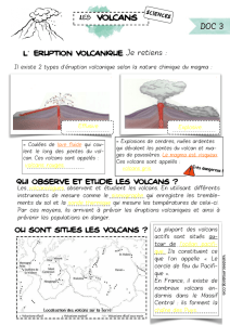 SCIENCES ` Je retiens : DOC 3