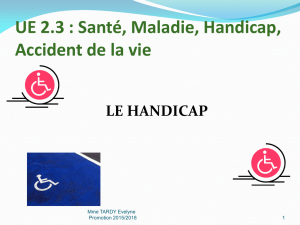 handicap - Learneos