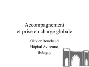 Accompagnement et prise en charge globale - TRT-5