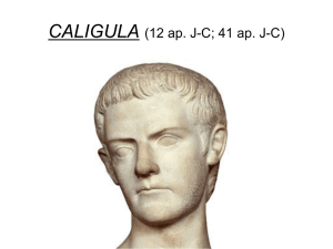 CALIGULA - WordPress.com