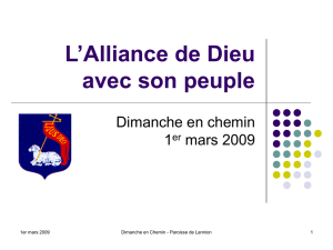 L`alliance - Paroisse de Lannion