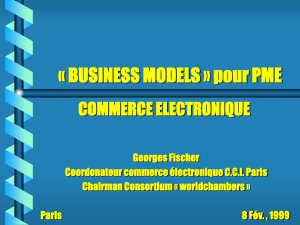 Présentation Power Point