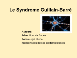 Sindromul Guillain Barre