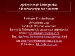 Cours bac1 ULB 25 fevrier 2013 Applications