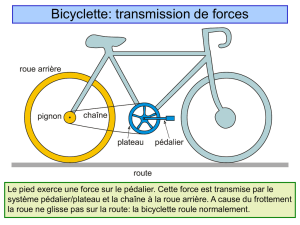 PPT Bicyclette