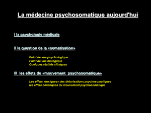 psychosomatique