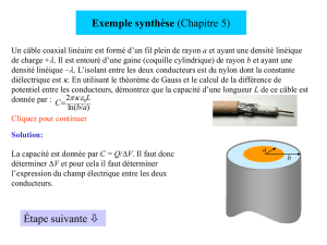 Exemple synthèse