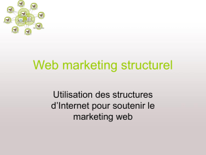 Structural Web-Marketing