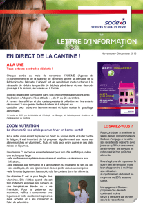 info document - Ecole Jeanne d`Arc
