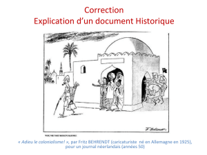 Correction Explication d`un document Historique