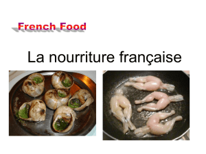 How Many French Foods Do You Know Already?