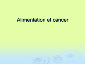 6_Alimentation_et_cancer - UTC
