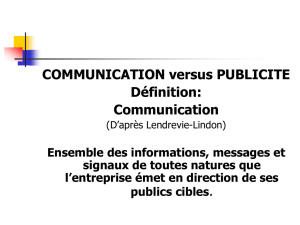 Communication - Juliocesario