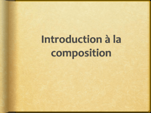 Introduction - Cours Poncet