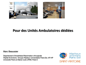 Beaussier CARLIF ambulatoire